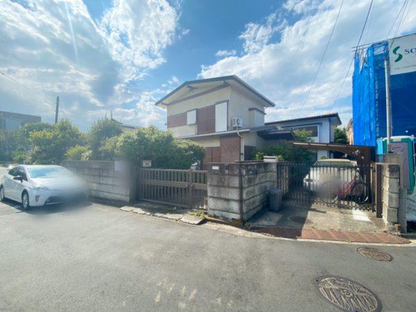藤沢市亀井野 解体工事を行いました。