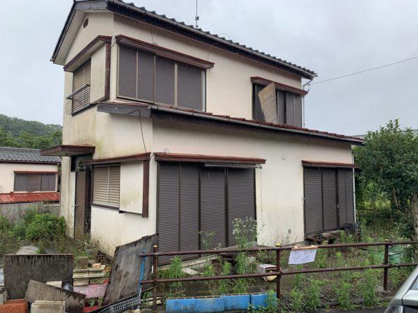川﨑市麻生区細山 解体工事を行いました。