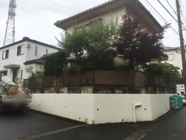 横浜市青葉区榎が丘 解体工事を行いました。