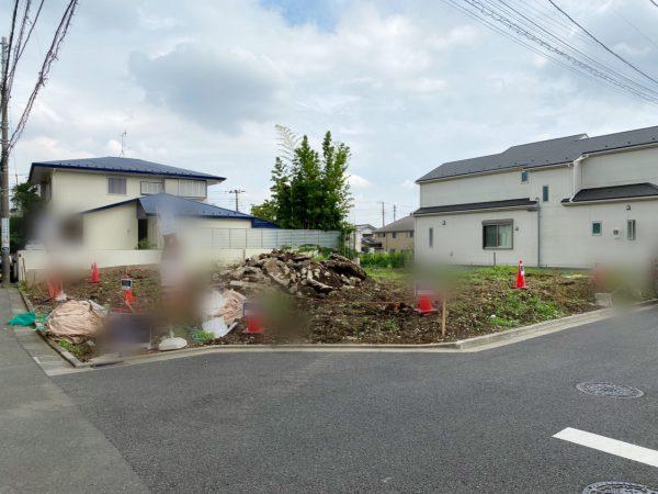 世田谷区千歳台 地中埋設物撤去工事を行いました。