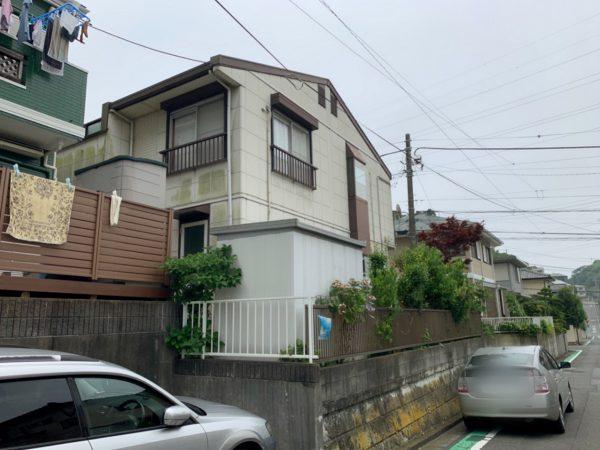 横須賀市ハイランド 解体工事を行いました。