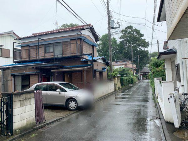志木市柏町 解体工事を行いました。