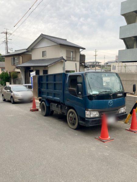愛知県半田市白山町 擁壁撤去工事を行いました。