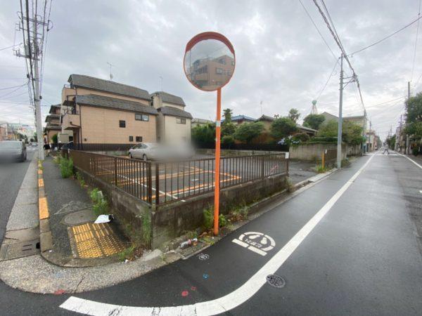 江戸川区北小岩 アスファルト駐車場撤去工事を行いました。