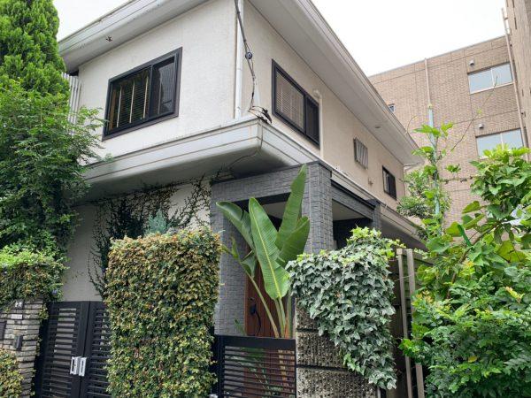 渋谷区神宮前 解体工事、地中埋設物撤去工事を行いました。