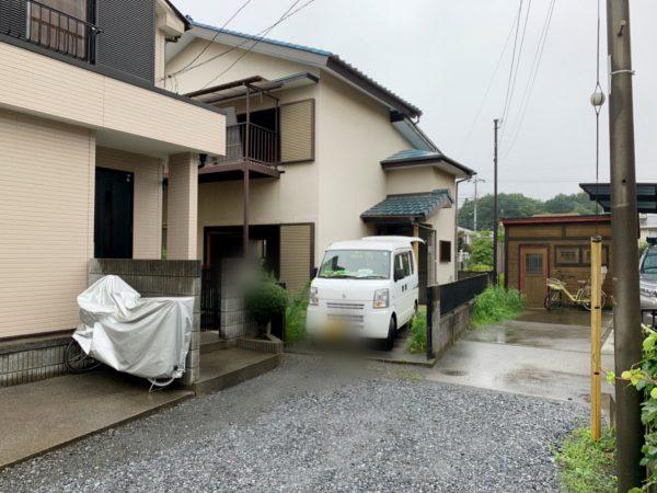 所沢市下富 解体工事を行いました。