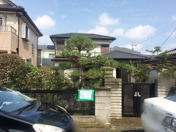 坂戸市 浅羽野 解体工事を行いました。
