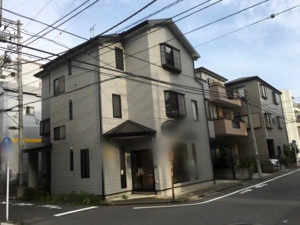 江東区亀戸 解体工事を行いました。