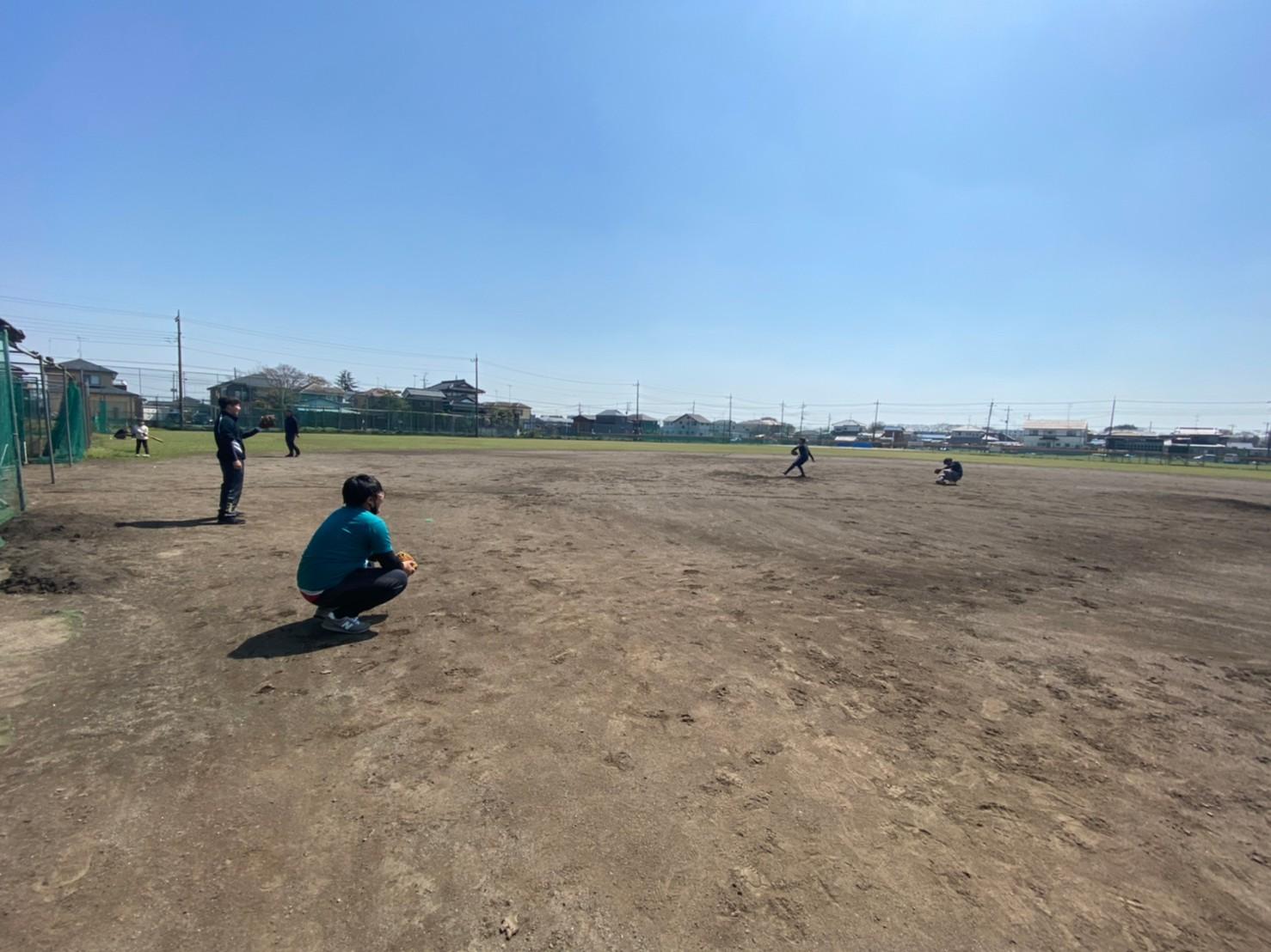 エコジニア野球部⚾
