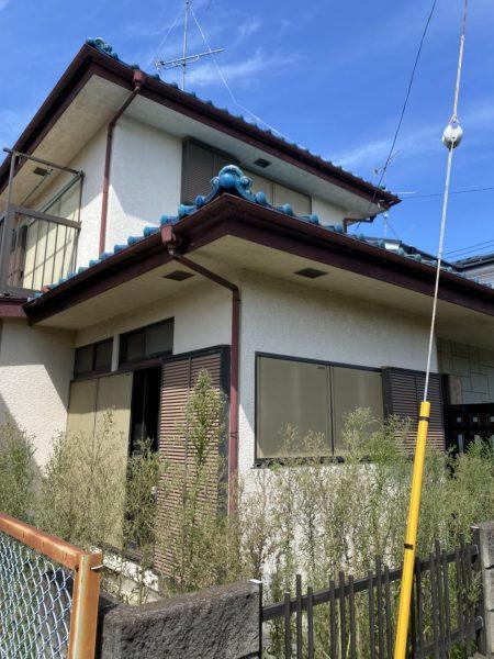 小平市小川西町 解体工事を行いました。