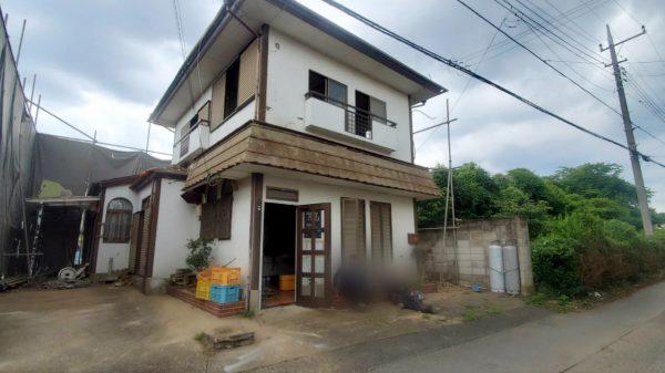 所沢市若松 解体工事を行いました。