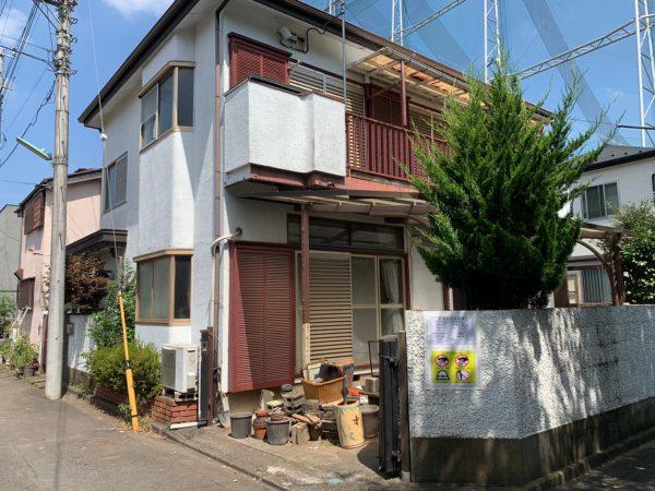 小平市鈴木町 解体工事を行いました。