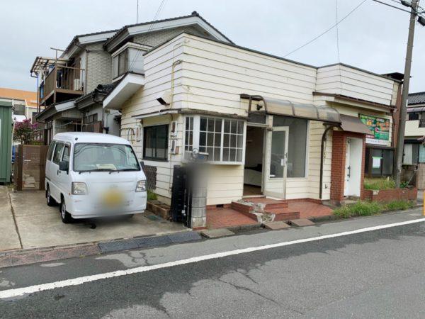 ふじみ野市駒西 解体工事を行いました。