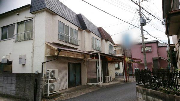 坂戸市関間 解体工事を行いました。