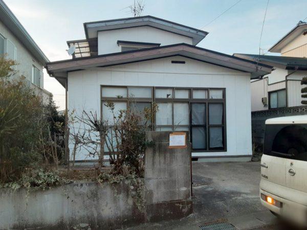 仙台市太白区土手内 解体工事を行いました。