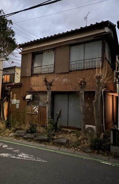 和光市白子 解体工事を行いました。