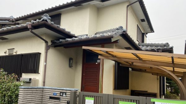 蓮田市桜台 解体工事を行いました。