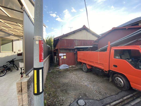 刈谷市野田町西屋敷 解体工事を行いました。
