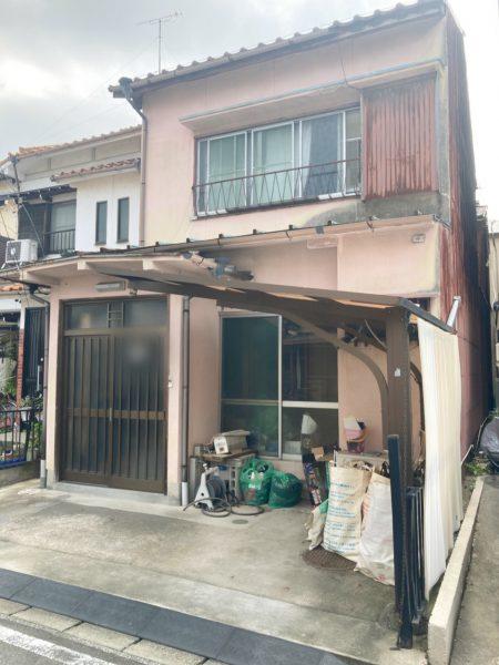 刈谷市一ツ木町 解体工事を行いました。