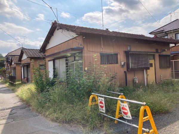 八王子市横川町 解体工事を行いました。
