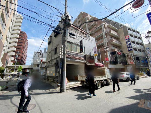 国分寺市本町 解体工事を行いました。