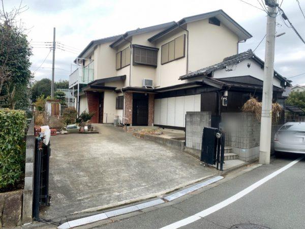 日野市石田 解体工事を行いました。