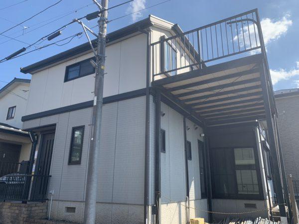 綾瀬市上土棚中 解体工事を行いました。