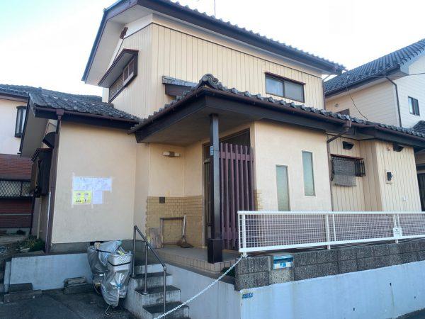 鴻巣市堤町 解体工事を行いました。
