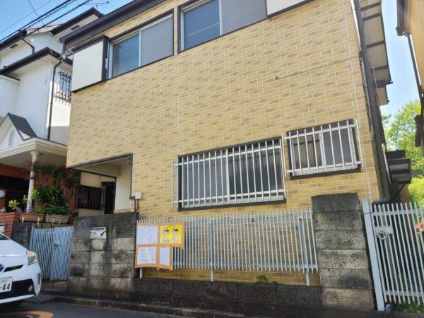 西東京市向台町 解体工事を行いました。