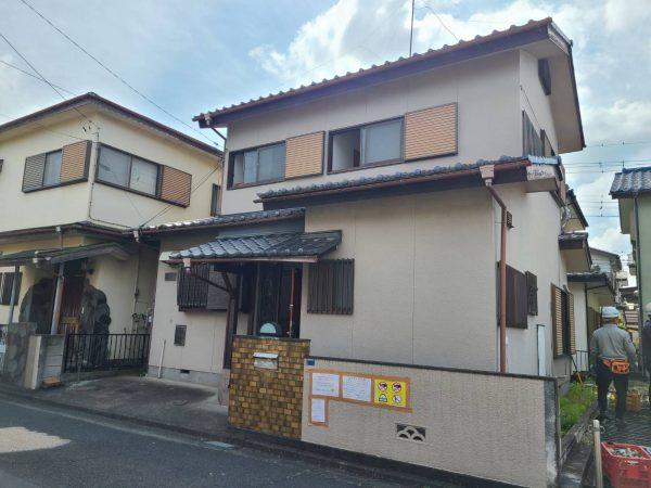 坂戸市千代田 解体工事を行いました。