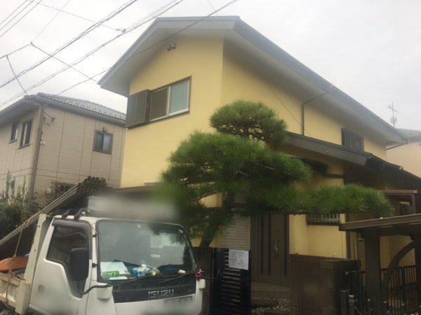 八千代市勝田台南 解体工事を行いました。