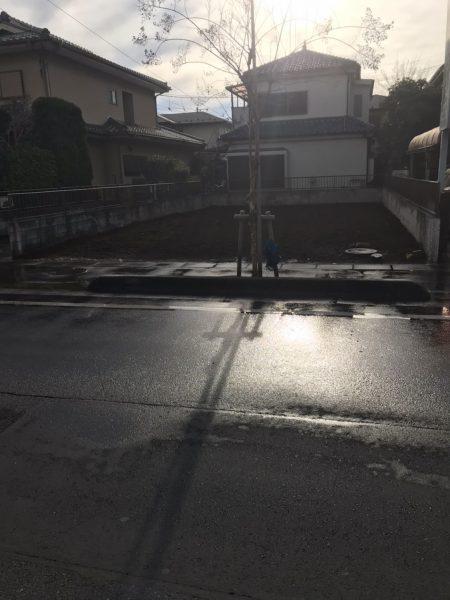 上尾市中妻 解体工事を行いました。