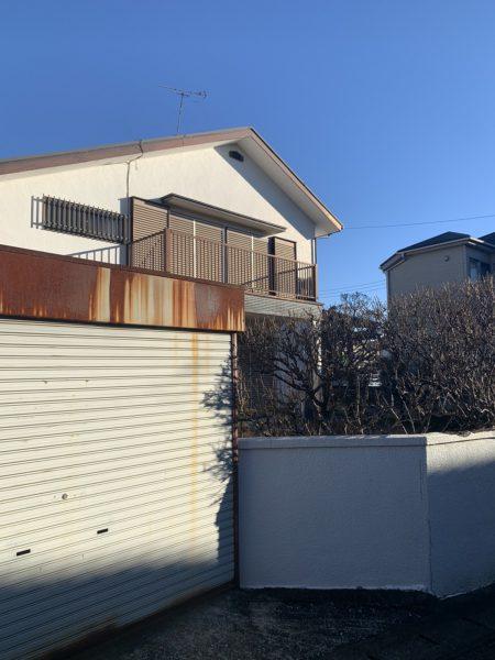 千葉市中央区赤井町 解体工事を行いました。