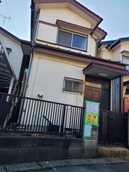 川崎市多摩区菅城下 解体工事を行いました。
