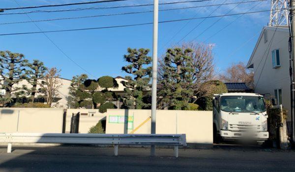 さいたま市浦和区上木崎 解体工事を行いました。