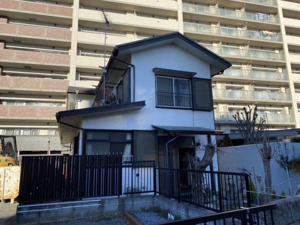 川越市脇田本町 解体工事を行いました。