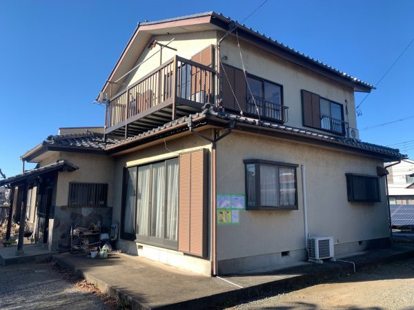 鶴ヶ島市脚折 解体工事を行いました。