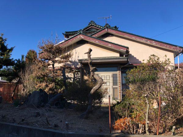 平塚市寺田縄 解体工事を行いました。